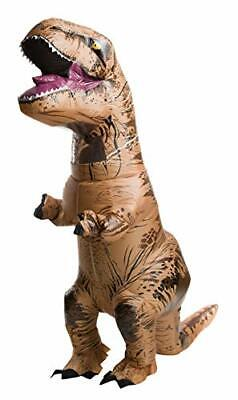 Jurassic World Plus Size Inflatable T-Rex Costume for Halloween