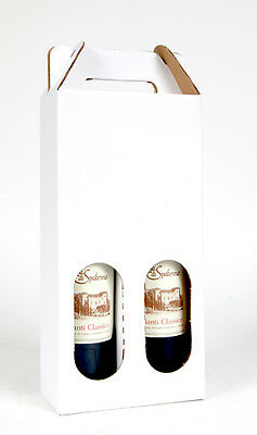 Two Bottle Wine Tote  SpiritedShipper.com boxes  Two Bottle Tote