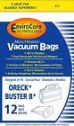 Oreck Vacuum Bags PKBB12DW