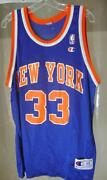 Knicks Champion Jersey
