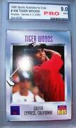 Tiger Woods SI for Kids