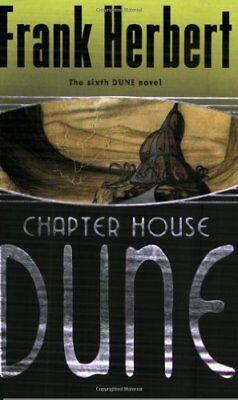Chapter House Dune: The Sixth Dune Novel By Frank Herbert