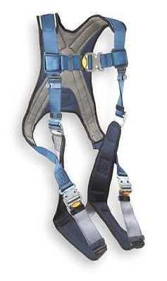 Dbi-sala 1107981 Full Body Harness Size Xl 420 Lb. Bluegray Awesome