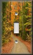 Lighted Fall Decorations