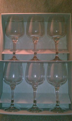 Bohemia Wine Glass Ebay