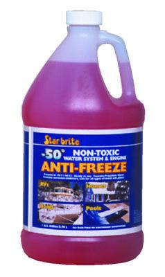 Starbrite Boot Marine -50 Grad F Ungiftig Frostschutzmittel 1 Gallon Helles Rosa (Frostschutzmittel Ungiftig)