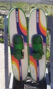 HO Ski Bindings