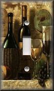 Decorative Wine Plates