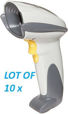 Lot Of 10x Symbol Motorola Ds6707 1d 2d Barcode Pos Scanner Usb
