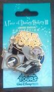 Disney Piece of History Pin