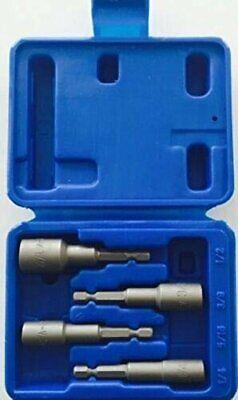 power tool nut driver 4 piece kit