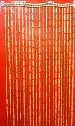 Wood Bead Curtain