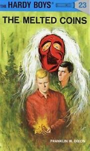 The Hardy Boys: The Melted Coins 23 by Franklin W  Dixon (1944, Hardcover)