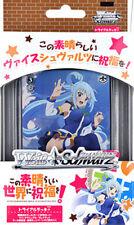 Weiss Schwarz Trial Deck+ Plus - Konosuba Pack Japanese Edition