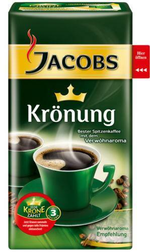 jacobs kaffee g nstig online kaufen bei ebay. Black Bedroom Furniture Sets. Home Design Ideas