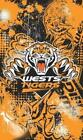 Unbranded Wests Tigers NRL & Rugby League Memorabilia