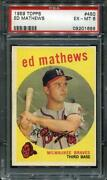 Ed Mathews