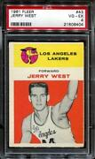 1961 Fleer Basketball