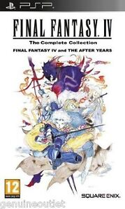 Final Fantasy IV The Complete Collection (PSP) SEALED NEW