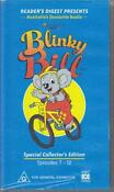 Blinky Bill VHS