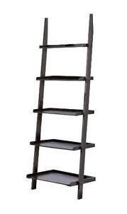 5 Tier Ladder Shelves