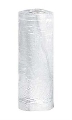 486 Clear Plastic Garment Bags 21 X 3 X 36 Roll W Hanger Opening Perforated