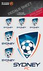 Sydney Stickers Soccer Merchandise