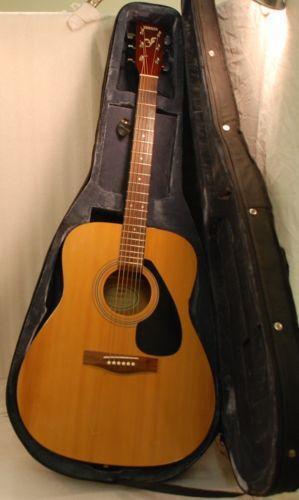 Yamaha acoustic guitar case ebay for Yamaha acoustic guitar ebay