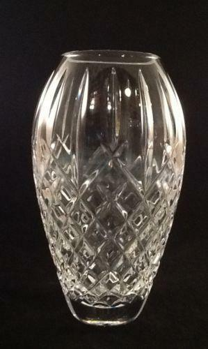 Waterford Crystal Vase 9 Quot Ebay