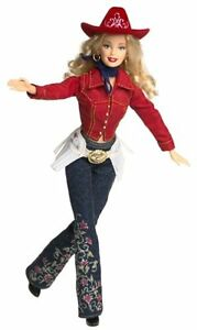 Mattel's Western Chic Barbie 2002 London Ontario image 1