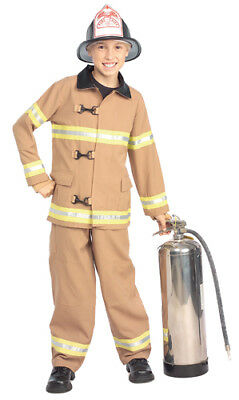 Fire Fighter Kids (Young Heroes Fire Fighter Fireman Kids)