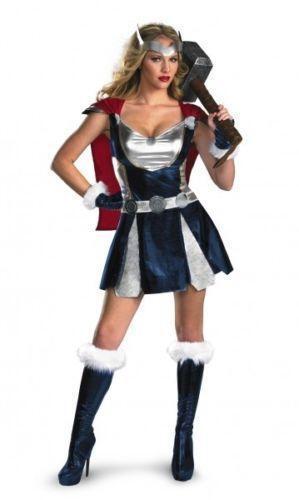 womens thor costume ebay