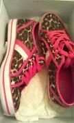 Cheetah Print Sneakers