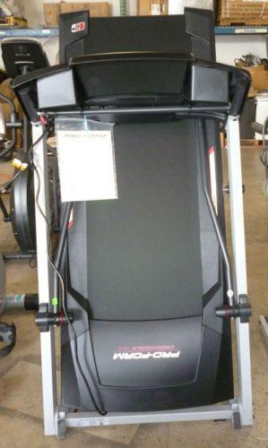Proform c500 treadmill Parts operating Manual