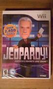 Jeopardy Wii