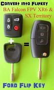 Ford Flip Key