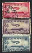 New Zealand Used Stamps
