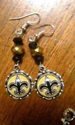 New Orleans Saints Beads