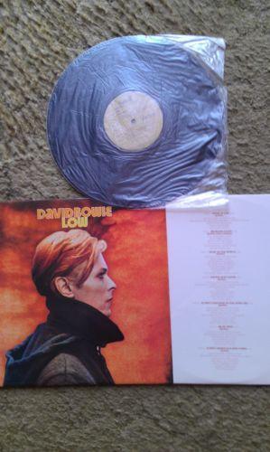 David Bowie Low Lp Ebay