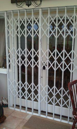 Window Security Grills Ebay