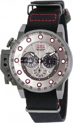 "Invicta 18695 Mens I-Force Grey Dial IP Steel Chrono Watch ""Authorized Dealer"""