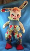 Vintage Stuffed Rabbit