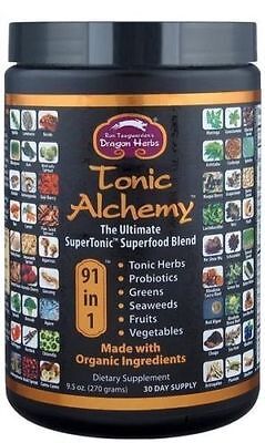 Dragon Herbs Tonic Alchemy Ultimate Anti Oxidant Anti Aging Superfood    4 Pack