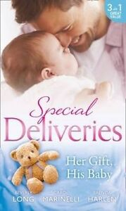 Special Deliveries: Her Gift, His Baby, Carol Marinelli