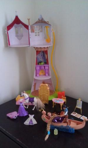 Disney Princess Castle Playset Ebay