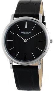 Stuhrling Original 601 33151 Men's Classic Ascot Ultra Thin Swiss Quartz Watch