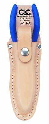 - Custom Leathercraft 768 Deluxe Plier Holder, Top Grain Leather