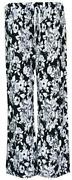 Womens Floral Trousers