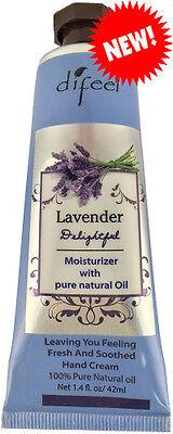 Difeel Moisturizing Hand Cream 42mL Lavender
