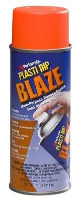 Performix Plasti Dip 11218 Blaze Orange Rubber Spray Aerosol